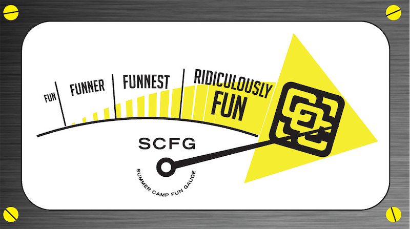 The only way to truly judge a summer camp. Use the SCFG. Summer Camp Fun Guide. The Camp of Champions... Ridiculously Fun.