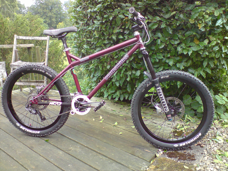 Dialled Bikes Alpine. Nixon 145mm AtomLab wheels SLX cranks MRP S4 bash
