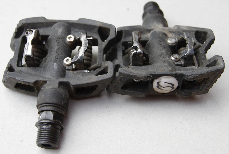 Syncros Traverse pedals. Photo by Sharon Bader.