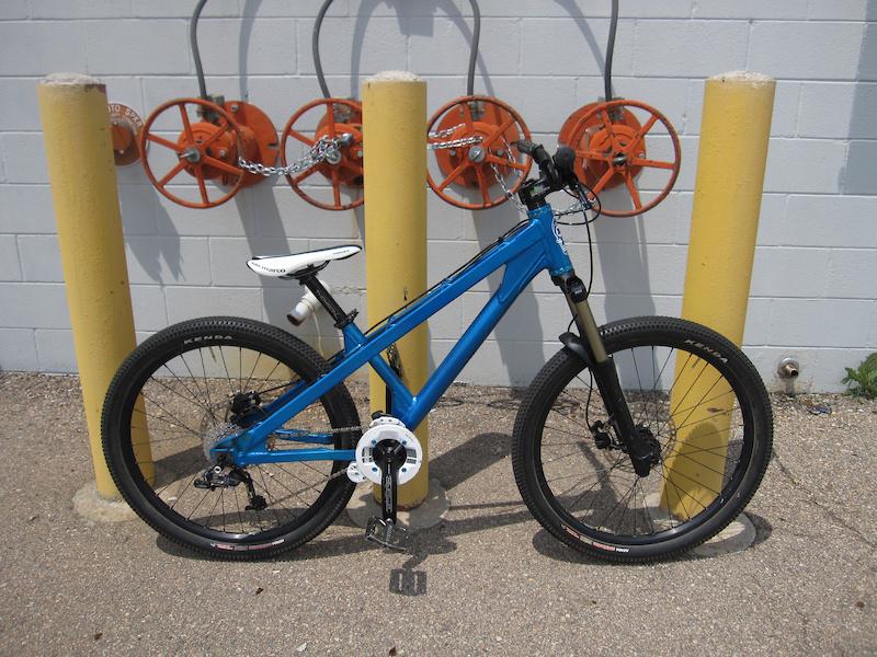 Pinkbike Buy Sell >> Evil Imperial Freeride Dj Slopestyle Bike For Sale