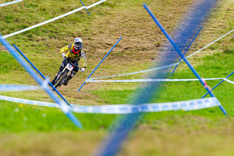 Brook MacDonald and the rest of the young guns will be the ones to take chances here. And on a short track like this that s either going to mean going big or blowing up--there truly is very little room for mistakes here and there are a lot of places with potential for errors on this track despite it s abbreviated length.