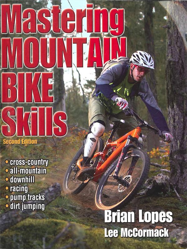 Cover of Mastering Mountain Bike Skills