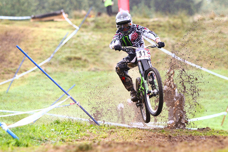 ...during UCI World Cup 2011, La Bresse, France