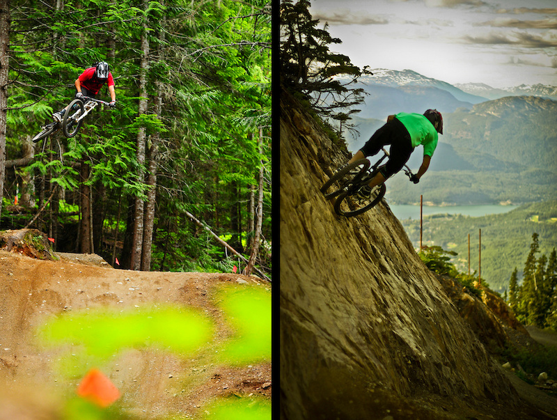 Reece Wallace on the V10 Carbon