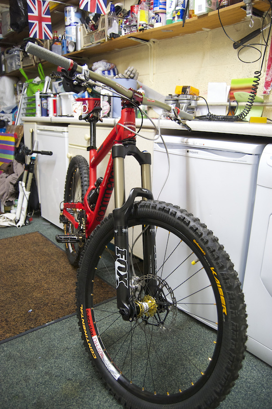 Commencal Supereme 6