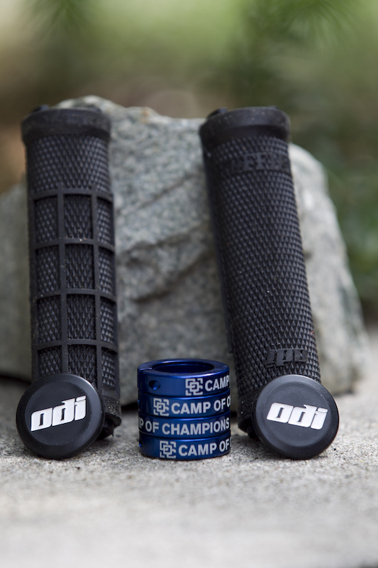 Own the best grips going. 20 plus tax. Total 22.40 CAD. Shipping extra. Available in Black Blue and Grey lock on rings.