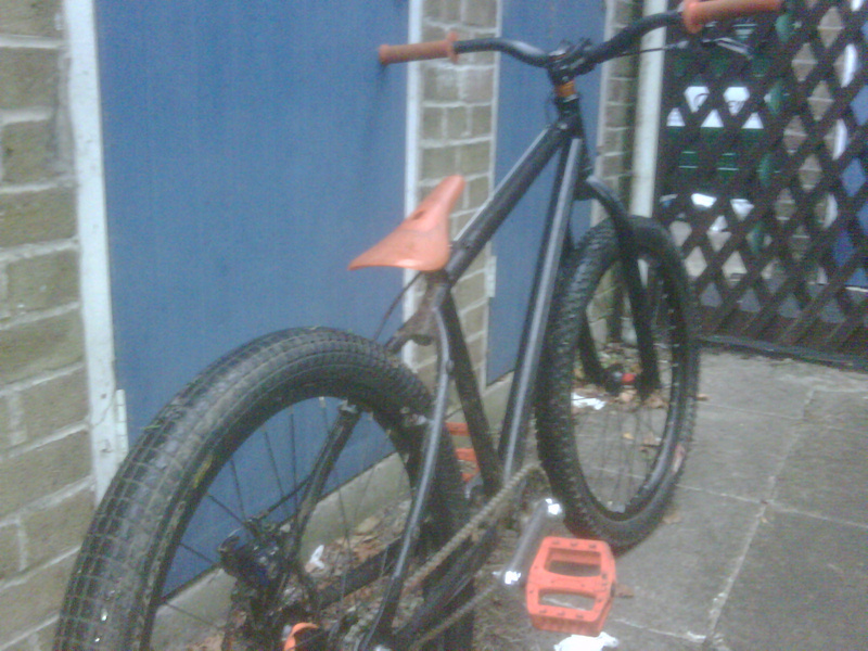 Dirt Jump Bikes  any bike welcome as long as its dj or