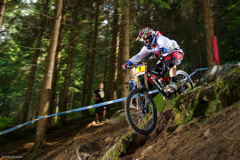 df8859b4875 Val di Sole World Cup - Aaron Gwin wins 5th WC DH of the season ...