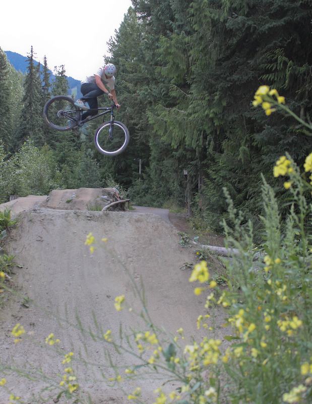 Deity Cryptkeeper First Ride With Dustin Gilding Whip Foot-Hanger Cooper Saver Photo