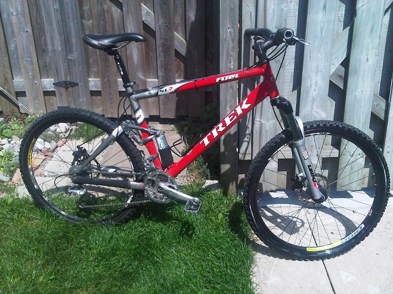 02 Trek Fuel 90 Slr For Sale