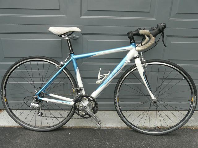 2008 Trek 1 2 Wsd Road Bike Xs Small 50 Cm For Sale