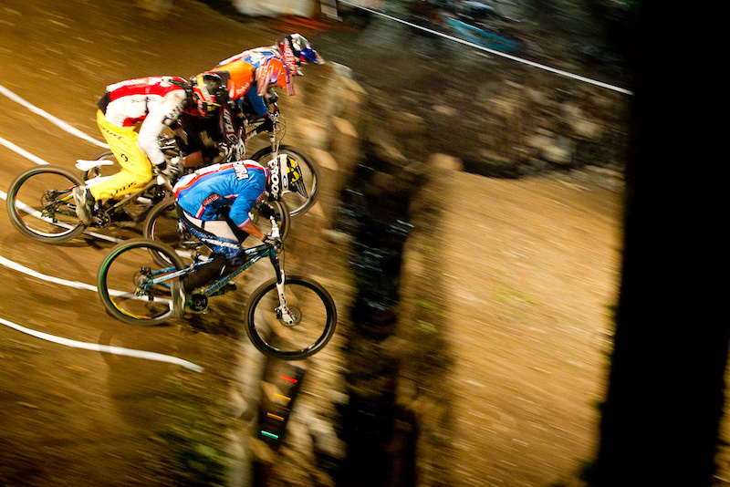Team CRC Nukeproof at World Champs