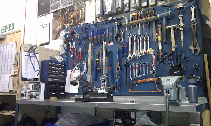 Sorting out work shop need tools - Pinkbike Forum