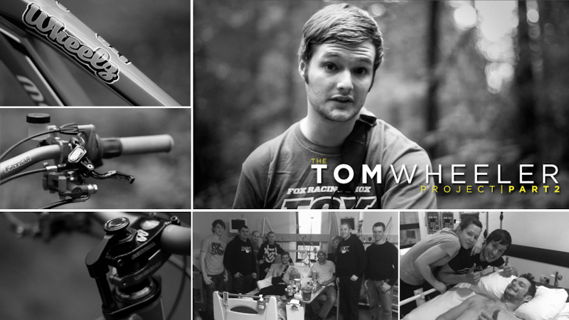 The Tom Wheeler Project will be up soon check back later - www.eyesdownfilms.tv
