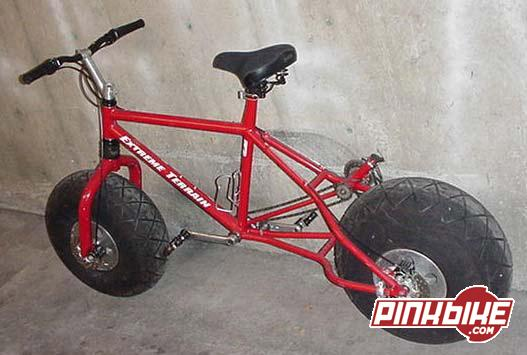 Hanebrink Extreme Terrain Bike For Sale