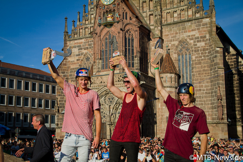 The podium guys from today - congrats guys