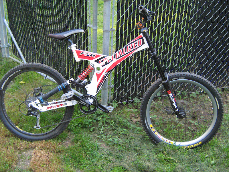 Bikes Online Canada >> 1998 Specialized FSR Team DH max bone s-works For Sale