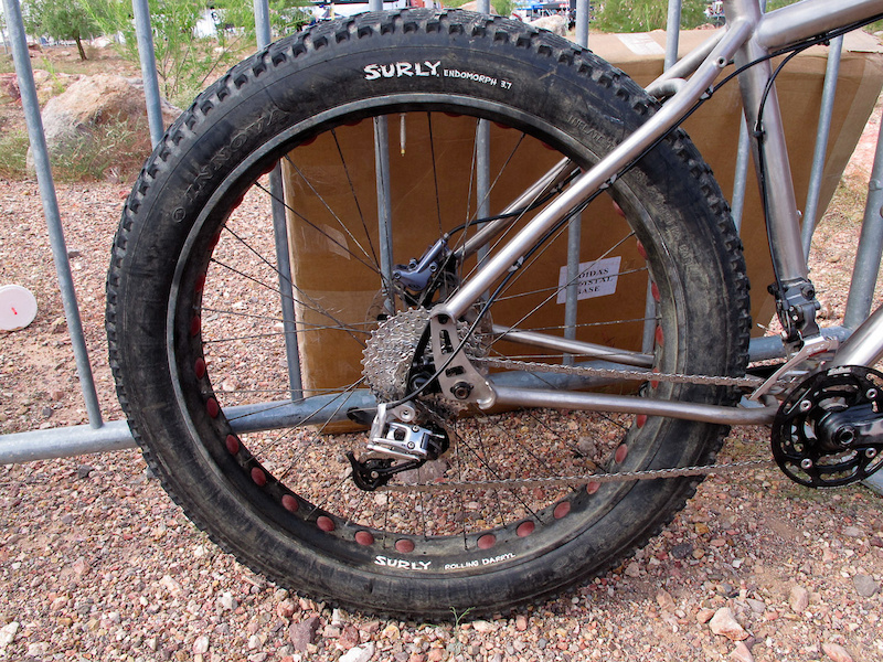 Surly 3.7 tires.