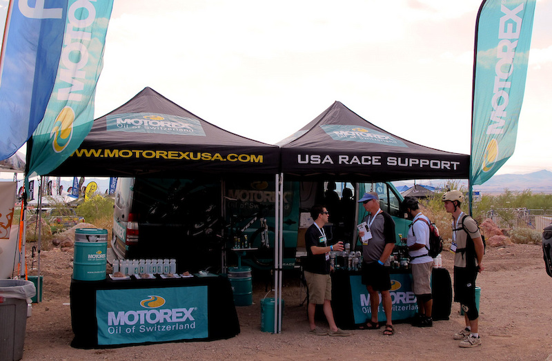 Motorex Booth