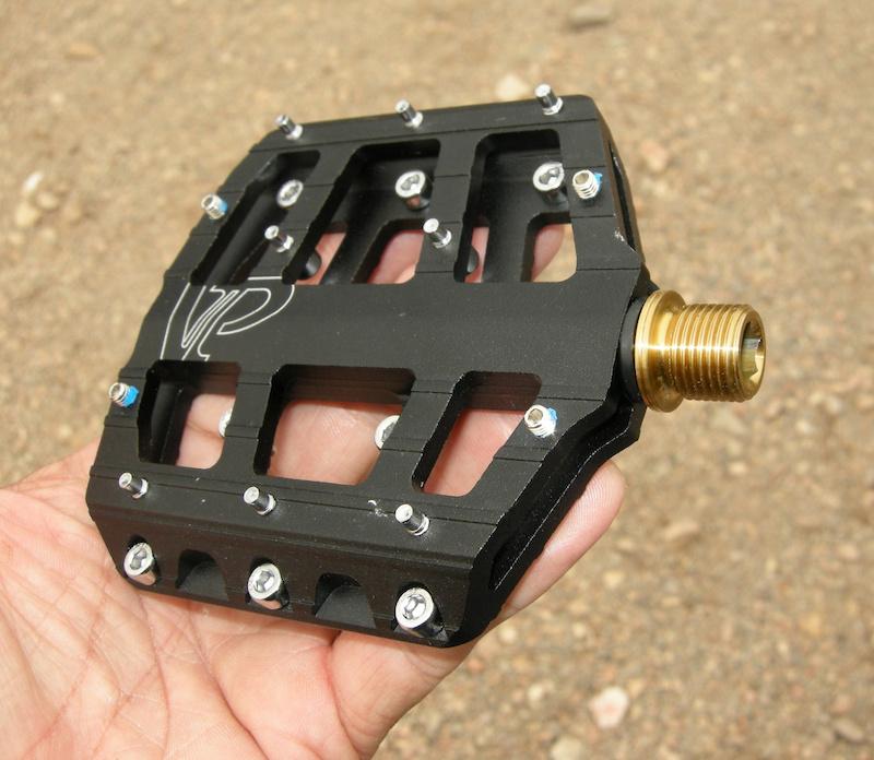Ti axle conversion