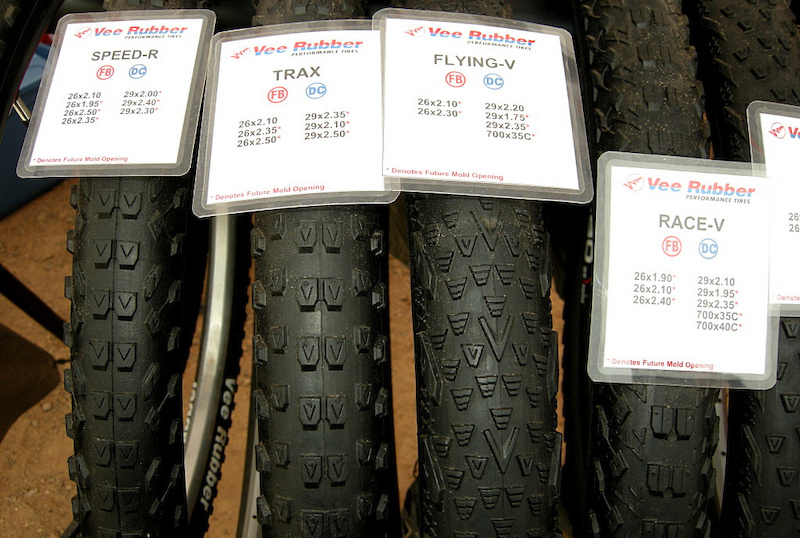 Tires from Vee