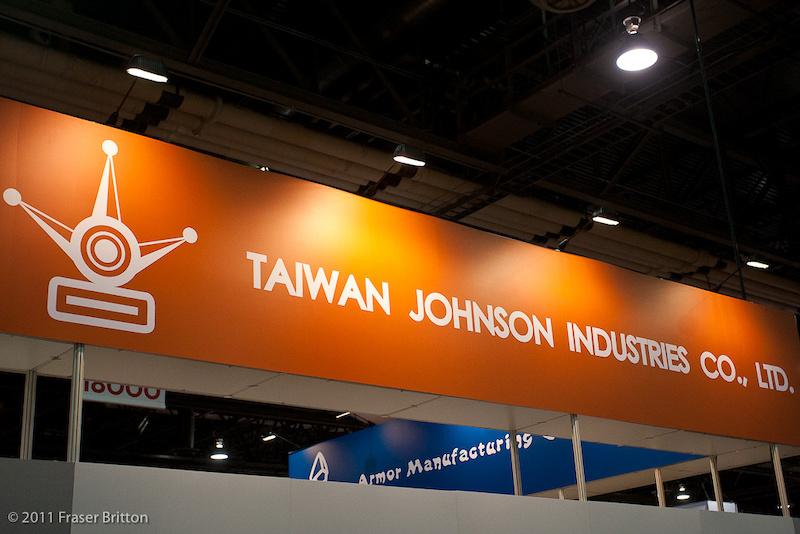 Taiwan Johnson Industries. Really