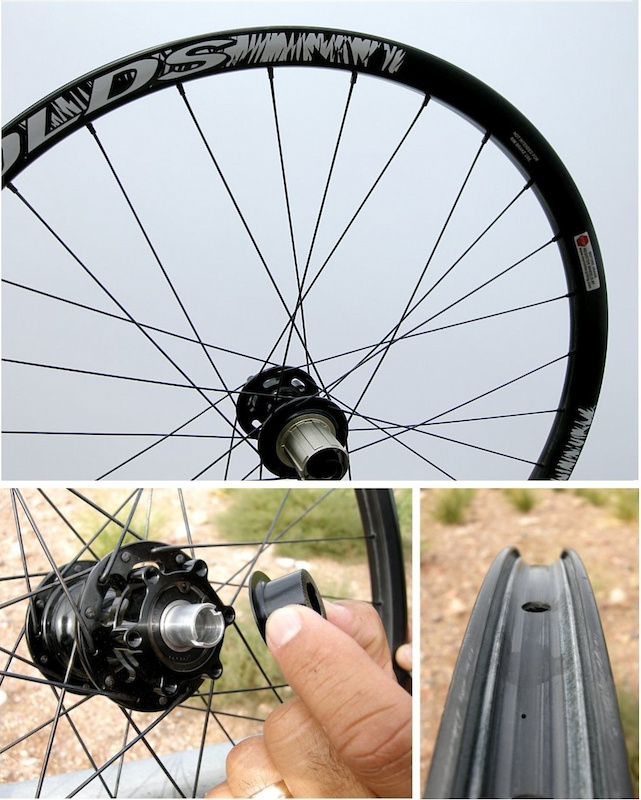 AM Carbon wheel