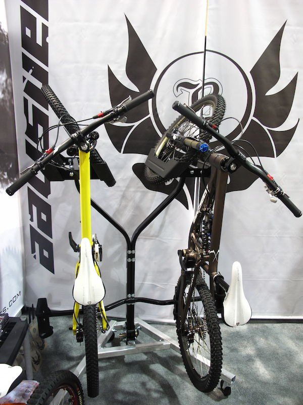 Arbutus 4 Bicycle Rack