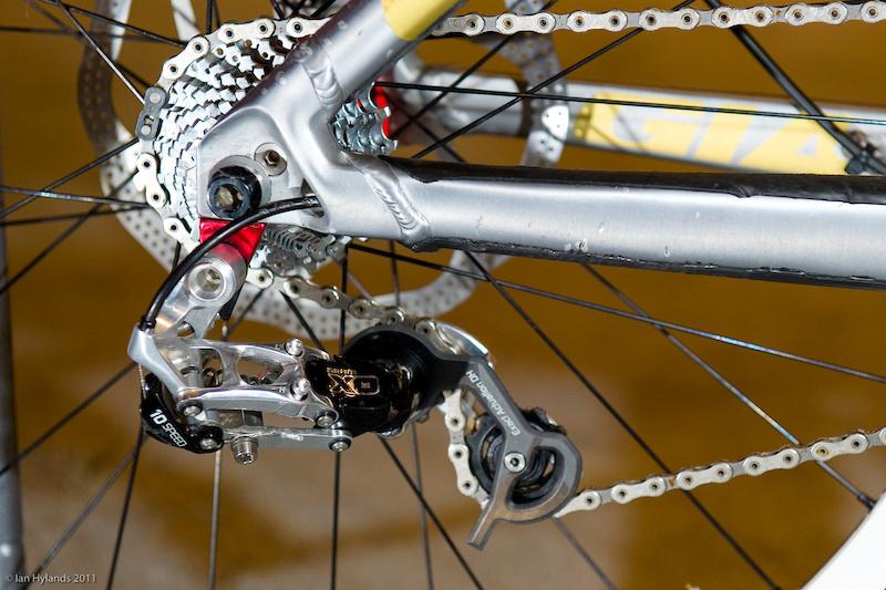 Danny Hart s Worlds Bike