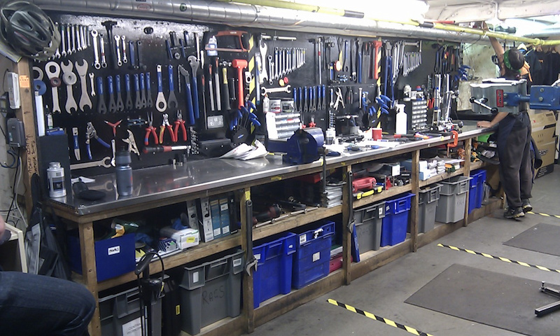 Sorting Out Work Shop Need Tools Pinkbike Forum
