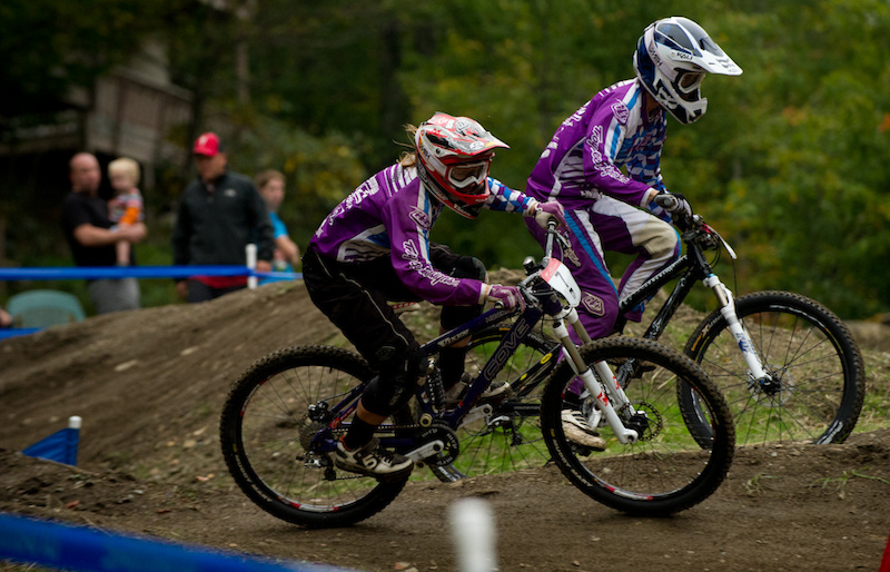 US Nationals Dual Slalom Qualifying and Practice Photo by Matt Delorme