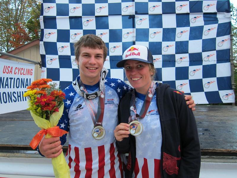 2011 US Dual Slalom National Champions