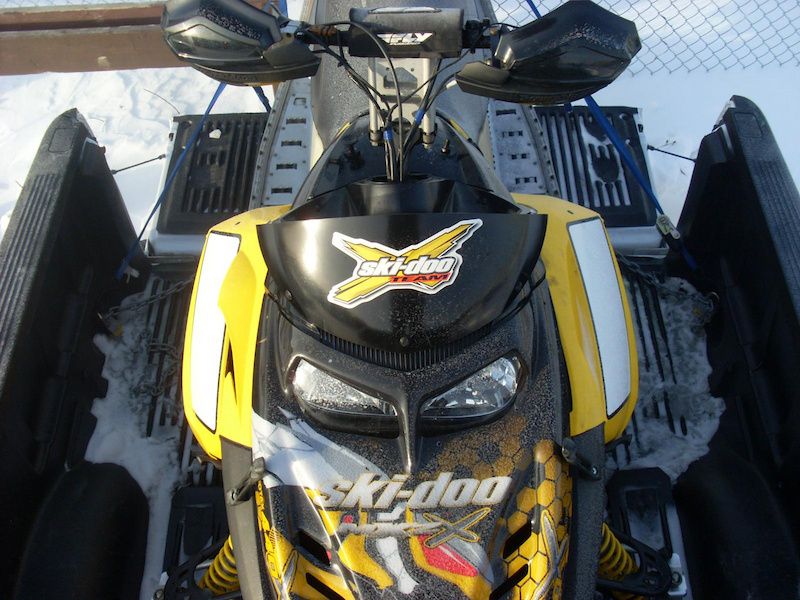 2007 MXZX 440 With A 800 Ho For Sale