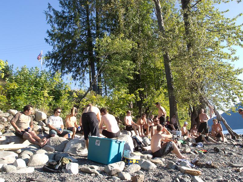 NRG product launch 2010 - Retallack Lodge