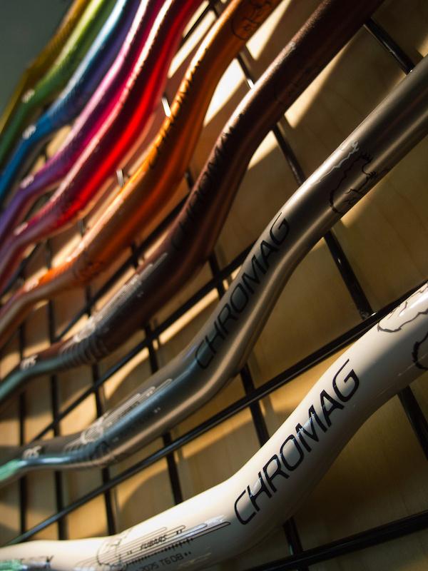 Chromag 2010 colours