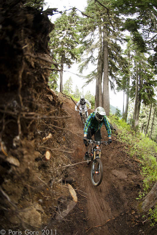 Opening weekend at Stevens Pass Bike Park big thanks to everyone involved and most important everyone who showed up