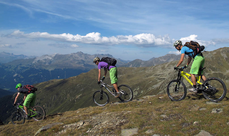 Trailrider Bikeshop - Ageri represent