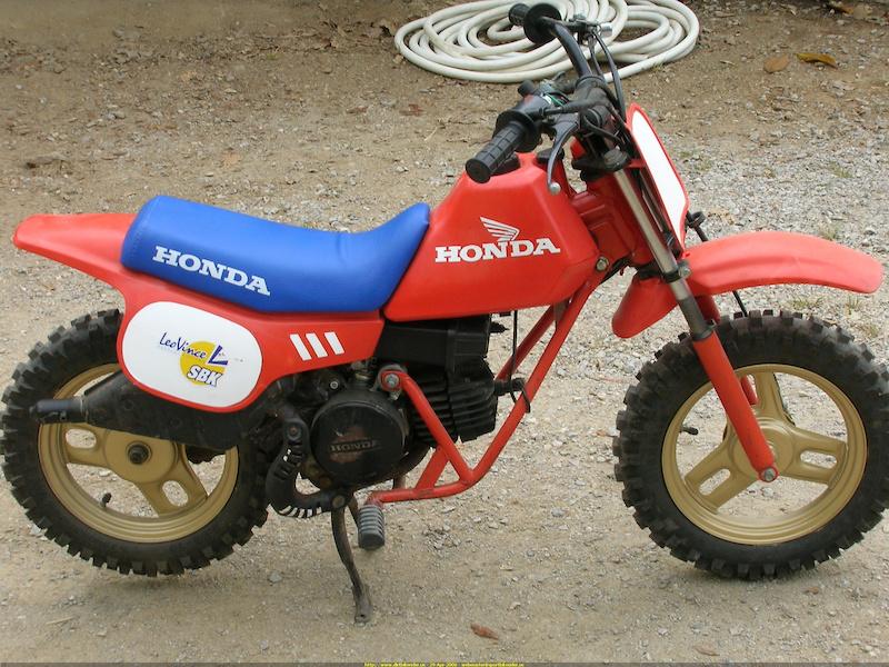 Honda QR50 For Sale