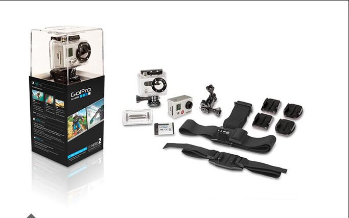 GoPro® Launches HD HERO2® Camera - Announces Wi-Fi