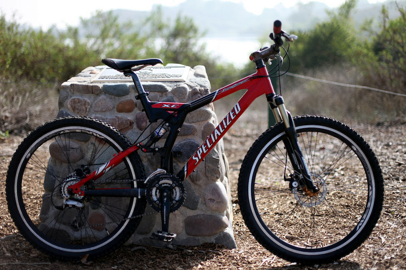 2002 specialized stumpjumper fsr xc for sale