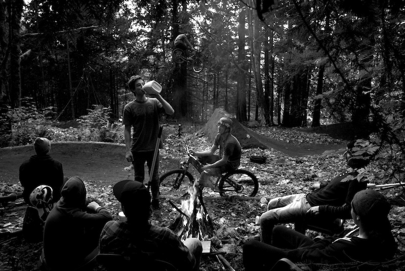 Days like this are what riding is all about. Insane Trails Great Friends amp Good Times. Season Ender jam with Dustin Gilding Justin Wyper Geoff Gulevich Reece Wallace Eric Lawrenuk Nick Tingren Luke Fulton Ross Measures Sam Dueck Wylie Easton amp a few more