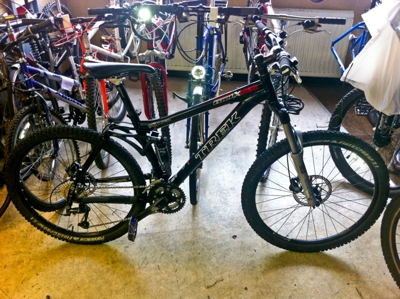 0a12fa5dbb6 2008 Trek Fuel EX 5.5 Medium For Sale