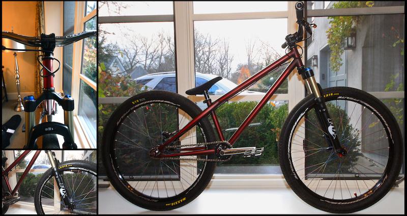 Pinscher bike