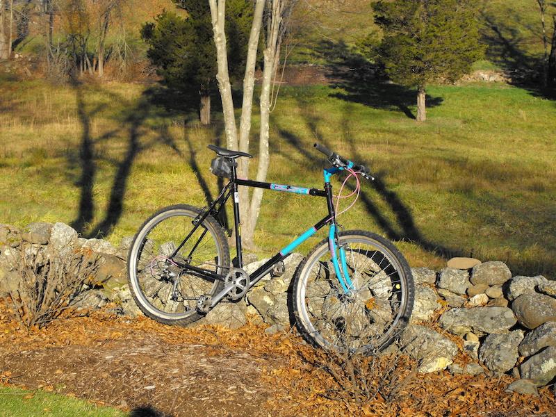 5fa3832e955 Post your classic mountain bikes. 1990 Scott Montana retro rebuild