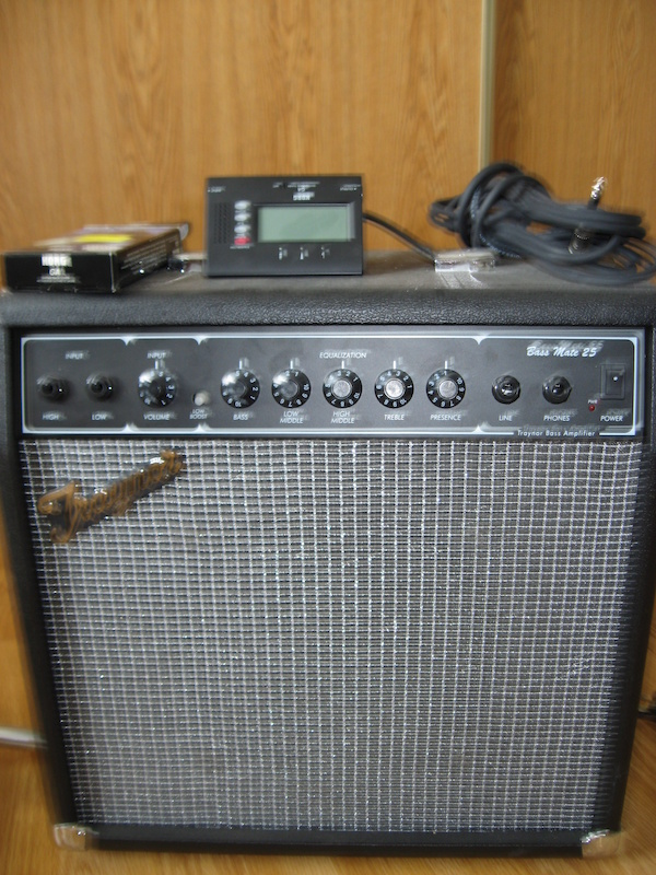 2006 Traynor Bass Amps For Sale