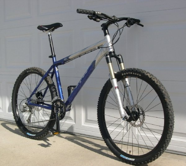 2007 Gary Fisher Hoo Koo E Koo Xc Hardtail For Sale