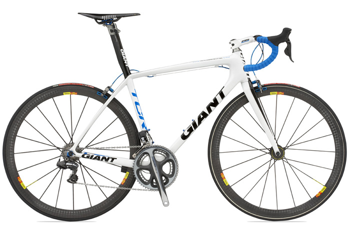 Giant TCR Advanced SL, Limited Edition.