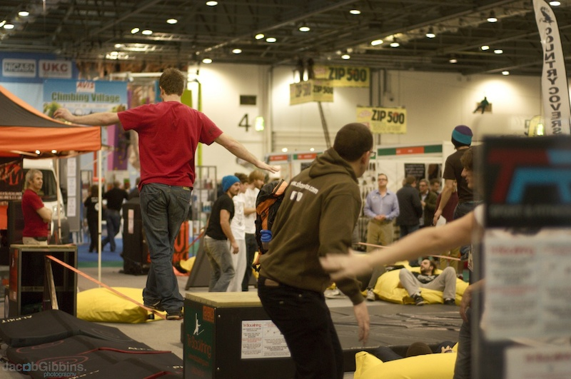 Few photos from the London bike show 2012