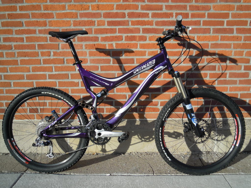 1b3503e39eb 2007 Stumpjumper FSR Expert Purple XL For Sale