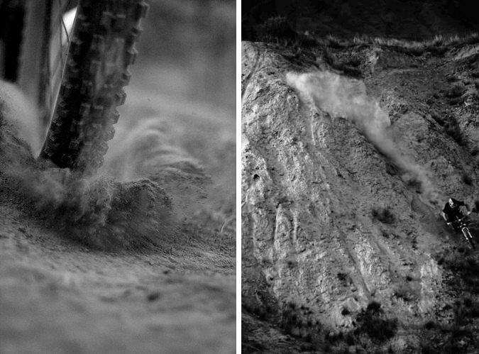 I ll never escape this stuff. Allan Mcvicar photo on left Matt Miles photo on right.